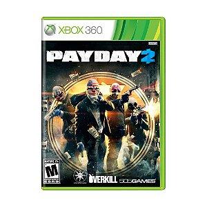 Jogo Payday 2 - Xbox 360