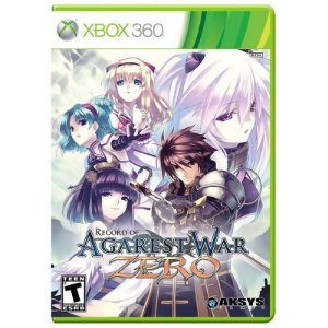 Jogo Record of Agarest War Zero - Xbox 360
