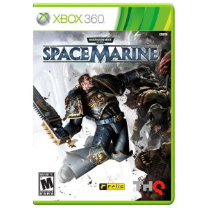 Jogo Warhammer 40,000: Space Marine - Xbox 360