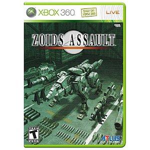 Jogo Zoids Assault - Xbox 360