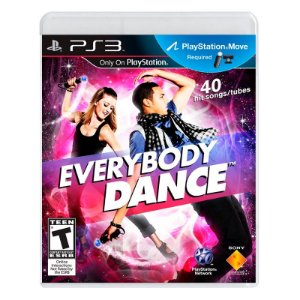 Jogo Everybody Dance - PS3