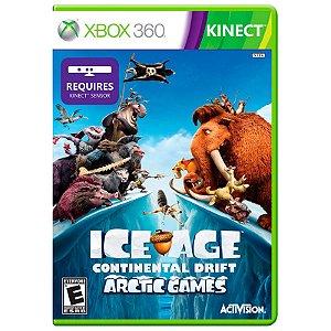Jogo Ice Age: Continental Drift Arctic Games - Xbox 360