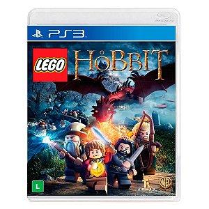 Jogo LEGO O Hobbit - PS3