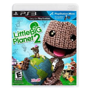 Jogo LittleBigPlanet 2 - PS3