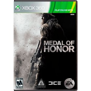 Jogo Medal of Honor - Xbox 360