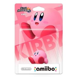 Nintendo Amiibo: Kirby - Super Smash Bros - Wii U e New Nintendo 3DS