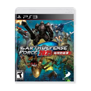 Jogo Earth Defense Force 2025 - PS3