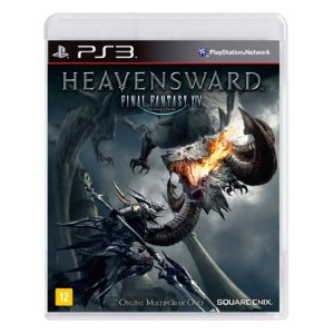 Jogo Final Fantasy XIV: HeavenSward - PS3