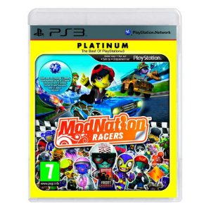 Jogo ModNation Racers - PS3