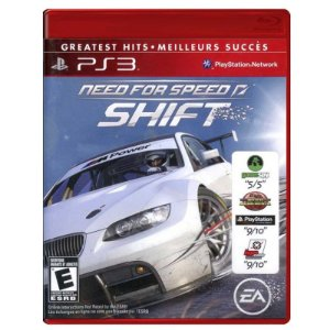 Jogo Need for Speed Shift - PS3