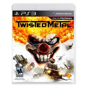 Jogo Twisted Metal - PS3