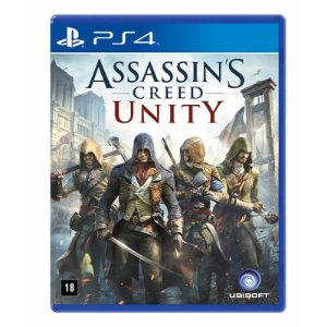 Jogo Assassin's Creed Unity - PS4