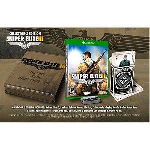 Jogo Sniper Elite III (Collector's Edition) - Xbox One