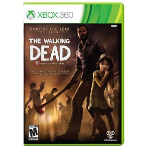 Jogo The Walking Dead (GOTY) - Xbox 360