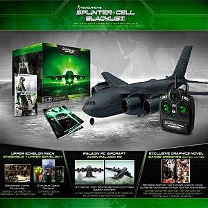 Jogo Tom Clancy's Splinter Cell: Blacklist: Paladin Multi-Mission Aircraft Edition - Xbox 360