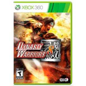 Jogo Dynasty Warriors 8 - Xbox 360