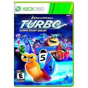 Jogo Turbo: Super Stunt Squad - Xbox 360