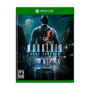 Jogo Murdered: Soul Suspect - Xbox One