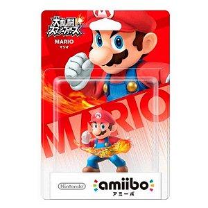 Nintendo Amiibo: Super Mario - Super Smash Bros - Wii U e New Nintendo 3DS