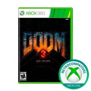 Jogo Doom 3 (BFG Edition) - Xbox 360