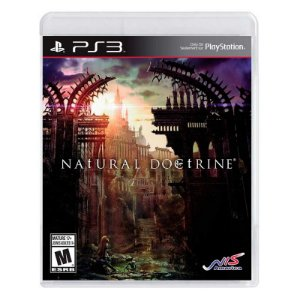 Jogo Natural Doctrine - PS3