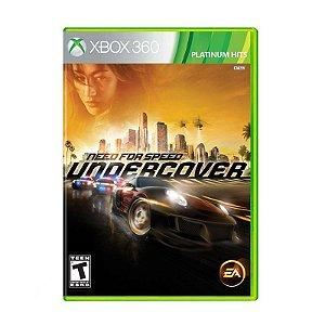 Jogo Need For Speed Undercover - Xbox 360