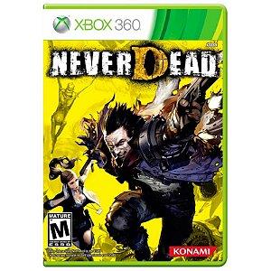 Jogo NeverDead - Xbox 360