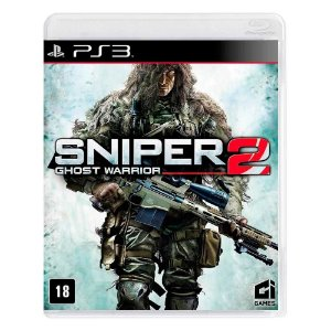Jogo Sniper Ghost Warrior 2 - PS3
