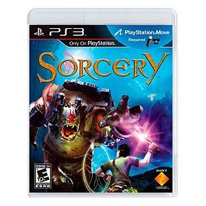 Jogo Sorcery - PS3
