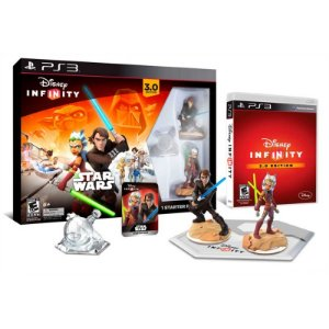 Jogo Disney Infinity 3.0: Star Wars Starter Pack - PS3