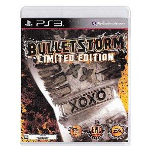 Jogo BulletStorm (Limited Edition) - PS3