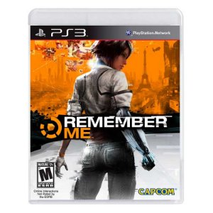 Jogo Remember Me - PS3