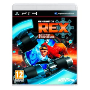 Jogo Generator Rex: Agent of Providence - PS3