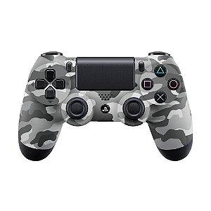 Controle Sony Dualshock 4 Camuflado sem fio - PS4