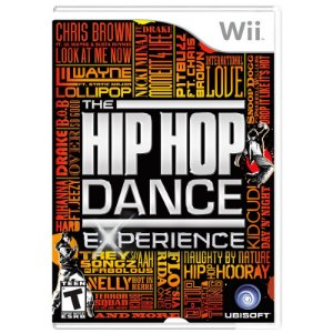 Jogo The Hip Hop Dance Experience - Wii