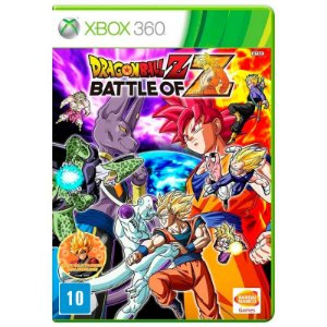 Jogo Dragon Ball Z: Battle of Z - Xbox 360