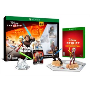 Jogo Disney Infinity 3.0: Star Wars Starter Pack - Xbox One