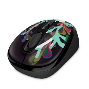 Mouse Microsoft Mobile 3500 Saksi sem fio