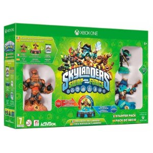 Jogo Skylanders Swap Force: Starter Pack - Xbox One