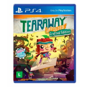 Jogo Tearaway Unfolded (Crafted Edition) - PS4