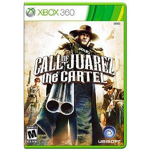 Jogo Call of Juarez: The Cartel - Xbox 360
