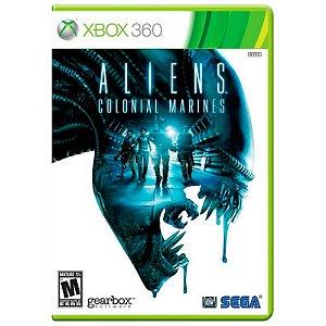 Jogo Aliens: Colonial Marines - Xbox 360