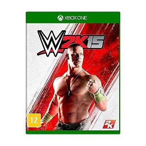 Jogo WWE 2K15 - Xbox One