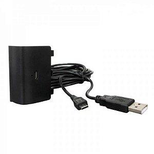 Bateria e Carregador Tomee para Controle Xbox One Battery Pack