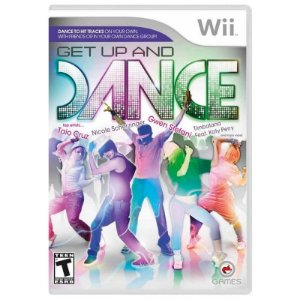Jogo Get Up And Dance - Wii