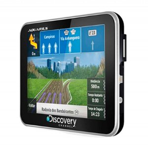 GPS Aquarius Discovery 3.5 Slim