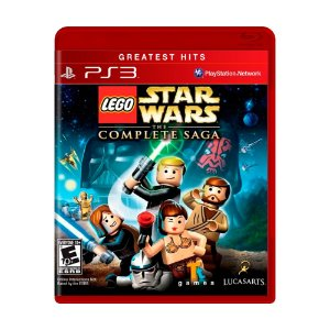 Jogo LEGO Star Wars: The Complete Saga - PS3