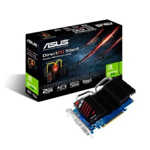 Placa de Video Asus Nvidia Geforce GT630 2GB