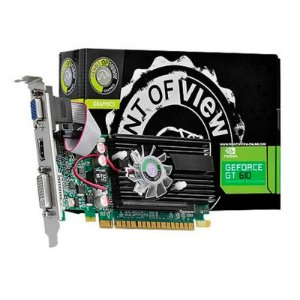Placa de Vídeo Nvidia Geforce GT610 1GB