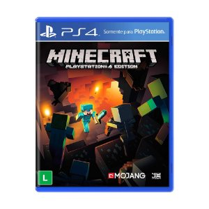 Jogo Minecraft: PlayStation 4 Edition - PS4